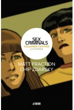 SEX CRIMINALS 04: CUATRORGIA