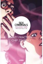 SEX CRIMINALS 03: TRES SON...