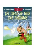 ASTERIX 33: ¡EL CIELO SE...
