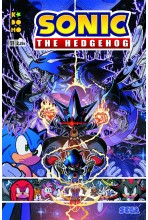 SONIC THE HEDGEHOG 11