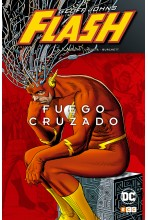 FLASH DE GEOFF JOHNS: FUEGO...
