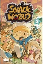 THE SNACK WORLD: TV...