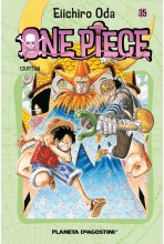 ONE PIECE 35: CAPITÁN