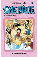ONE PIECE 32: LA CANCIÓN DE...