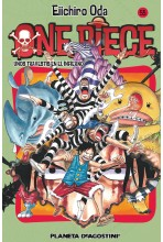 ONE PIECE 55: UNOS...