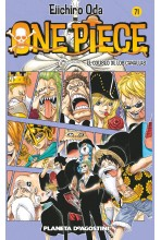 ONE PIECE 71: EL COLISEO DE...