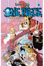 ONE PIECE 73: PLAN SOP DE...