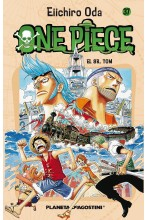 ONE PIECE 37: TOM