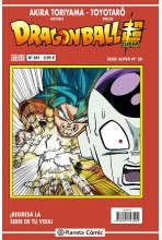 DRAGON BALL SUPER 30: SERIE...