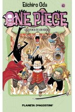 ONE PIECE 43: LA LEYENDA DE...