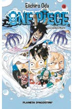 ONE PIECE 68: LA ALIANZA...