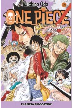 ONE PIECE 69: S.A.D.