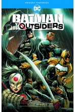 BATMAN Y LOS OUTSIDERS...
