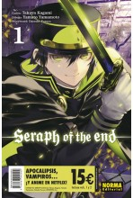 PACK SERAPH OF THE END 01 Y 02