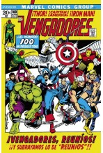 THE AVENGERS 100 (MARVEL...