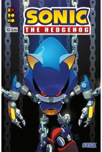 SONIC THE HEDGEHOG 12