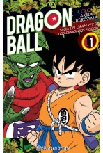 DRAGON BALL COLOR 01: SAGA...