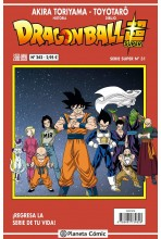 DRAGON BALL SUPER 31: SERIE...