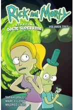 RICK Y MORTY 03: ESPECIAL...