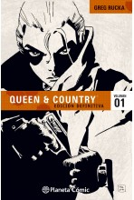 QUEEN & COUNTRY 01 (DE 4)...