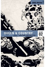 QUEEN & COUNTRY 02 (DE 4)...