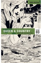 QUEEN & COUNTRY 03 (DE 4)...