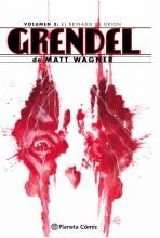 GRENDEL 03: EL REINADO DE...