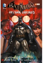 BATMAN: ARKHAM UNHINGED 01