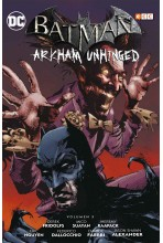 BATMAN: ARKHAM UNHINGED 03