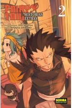FAIRY TAIL HISTORIAS EXTRAS 02