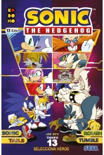 SONIC THE HEDGEHOG 13