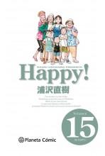 HAPPY! 15 BE HAPPY !