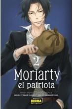 MORIARTY: EL PATRIOTA 02