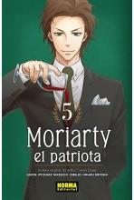 MORIARTY: EL PATRIOTA 05