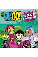 TEEN TITANS GO!: ¡LEE BAJO...