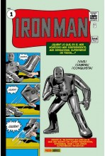 IRON MAN 01 (MARVEL GOLD)