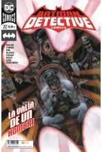 BATMAN: DETECTIVE CÓMICS 22