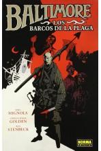 BALTIMORE  01 LOS BARCOS DE...