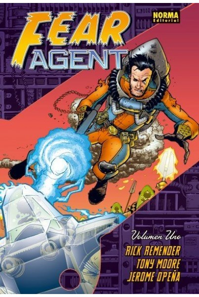 FEAR AGENT 01