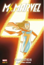 MS. MARVEL 02: CONQUISTADA...