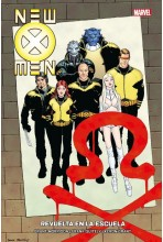 NEW X-MEN 04: REVUELTA EN...