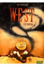 WEST 03: EL SANTERO