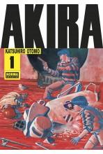 AKIRA BLANCO Y NEGRO #01