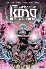 THE BARBARIAN KING 02: EL...