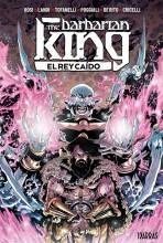 THE BARBARIAN KING 02: EL...