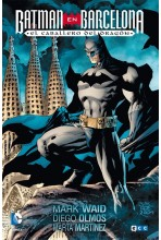 BATMAN EN BARCELONA: EL...