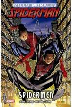ULTIMATE SPIDERMAN: MILES...