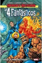 LOS 4 FANTÁSTICOS HEROES...
