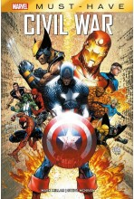 MARVEL MUST-HAVE: CIVIL WAR...