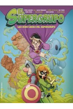 EL SUPERGRUPO: LAS OCHO...